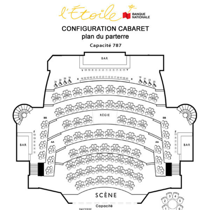 salle spectacle etoile banque nationale