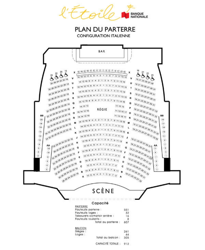 salle spectacle etoile 10 30