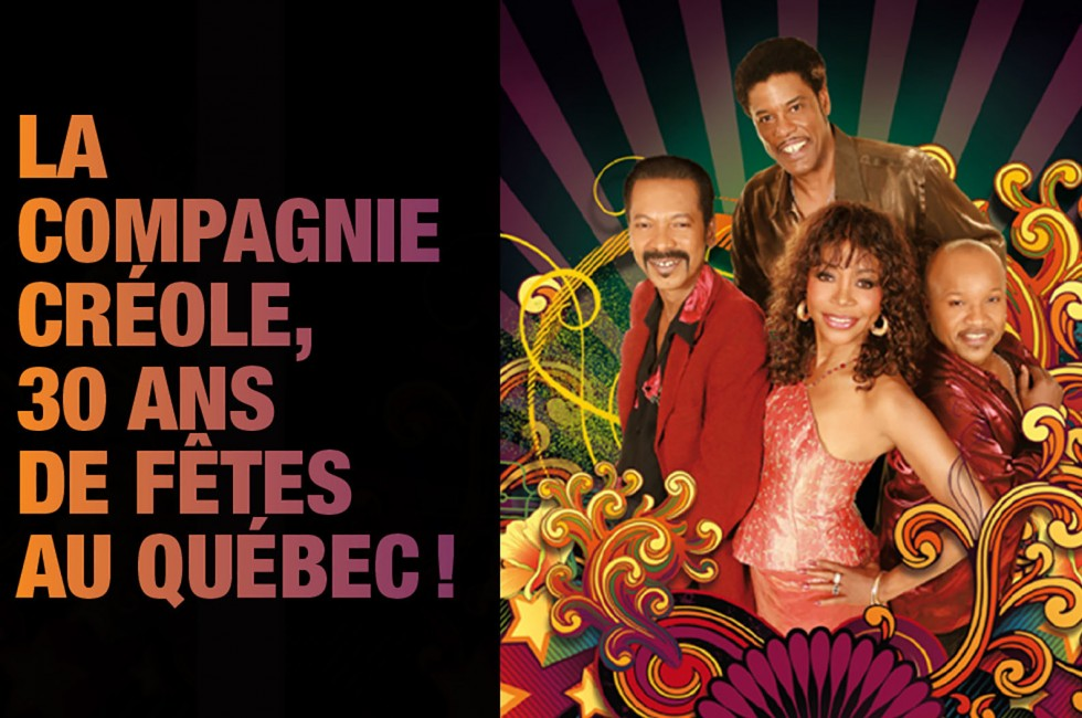 Compagnie Creole Vedette