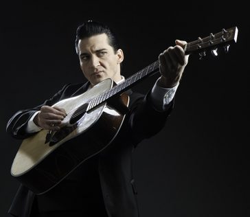 The Man in Black - Hommage Johnny Cash
